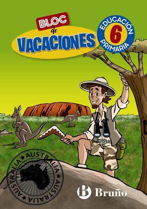 BLOC DE VACACIONES 6 BRUÑO