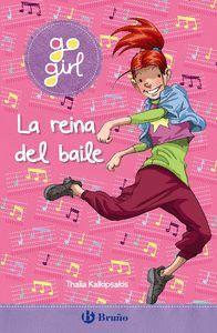 GO GIRL. REINA DEL BAILE