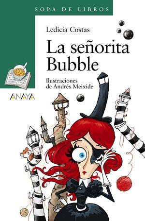 SOPA DE LIBROS 191. LA SEÑORITA BUBBLE