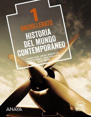 1BCH. HISTORIA MUNDO CONTEMPORANEO ANAYA