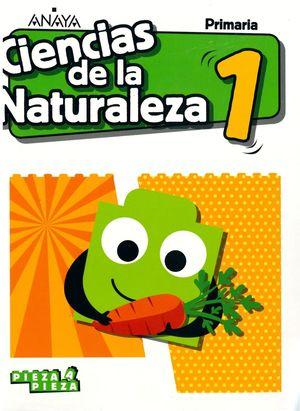 1EP. CIENCIAS DE LA NATURALEZA + NATURAL SCIENCE IN FOCUS PIEZA A PIEZA 2019 ANAYA