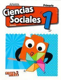 1EP. CIENCIAS SOCIALES + SOCIAL SCIENCE IN FOCUS PIEZA A PIEZA ANDALUCIA 2019 ANAYA