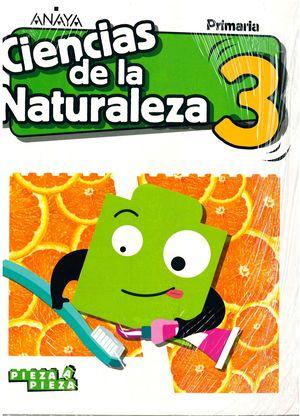 3EP. CIENCIAS DE LA NATURALEZA IN FOCUS NATURAL SCIENCE PIEZA A PIEZA ANDALUCIA 2019 ANAYA