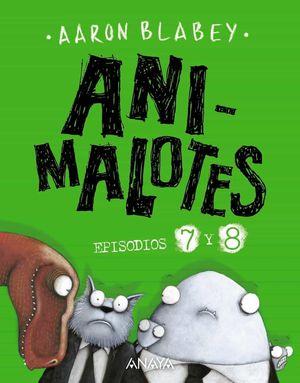 ANIMALOTES 7/8. DESMADRE PREHISTORICO / SUPERMALOTES