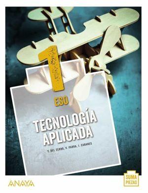 1ESO. TECNOLOGIA APLICADA ANDALUCIA 20 SUMA PIEZAS ANAYA