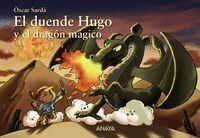 EL DUENDE HUGO Y EL DRAGON MAGICO