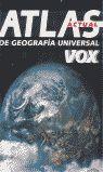 ATLAS ACTUAL DE GEOGRAFIA UNIVERSAL ACTUAL (VOX)