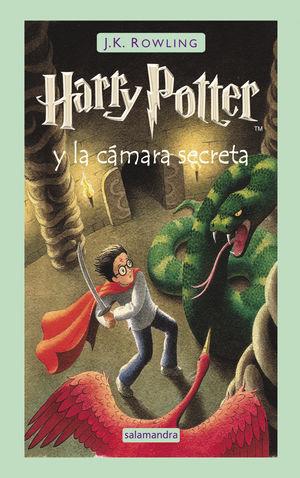 HARRY POTTER 2. Y LA CAMARA SECRETA  CARTONE