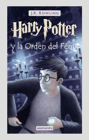 HARRY POTTER 5. Y LA ORDEN DEL FENIX CARTONE