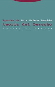 APUNTES DE TEORÍA DEL DERECHO