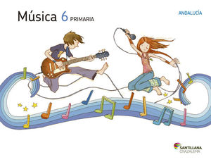 MUSICA + CD AUDICIONES 6 PRIMARIA