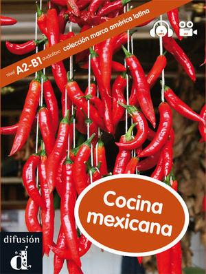 COCINA MEXICANA (A2-B1) (INTERMEDIATE) (+CD)