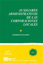 AUXILIARES ADMINISTRATIVOS DE LAS CORPORACIONES LOCALES TEMARIO ATM