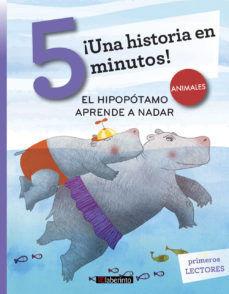 EL HIPOPOTAMO APRENDE A NADAR
