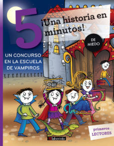 UN CONCURSO EN LA ESCUELA DE VAMPIROS