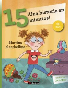 MARTINA EL TORBELLINO
