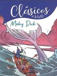 CLASICOS DE BOLSILLO. MOBY DICK
