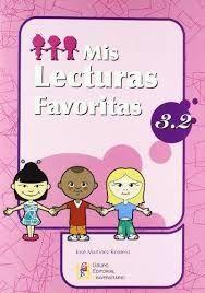 MIS LECTURAS FAVORITAS 3.2