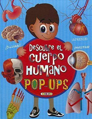 DESCUBRE CUERPO HUMANO POP UPS