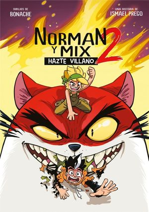 NORMAN MIX 2. HAZTE VILLANO