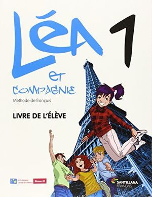 LEA ET CIE 1 ELEVE ED15
