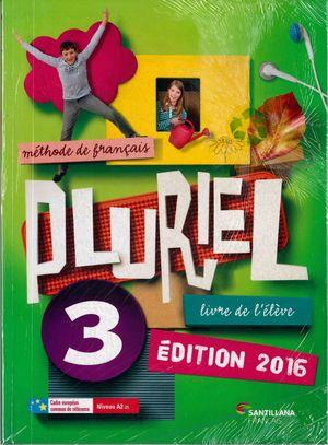 3ESO. PLURIEL 3 PACK ELEVE ANDALUCIA ED20 SANTILLANA