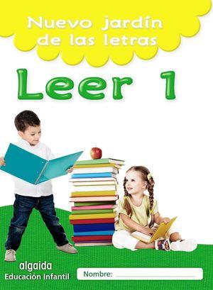 LEER 1 NUEVO JARDIN LETRAS ALGAIDA
