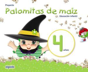 4AÑOS. PALOMITAS DE MAIZ ANDALUCIA 2018 ANAYA