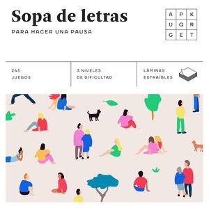 SOPA DE LETRAS CUADRADOS DE DIVERSION