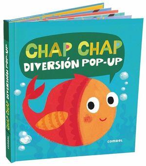 CHAP CHAP DIVERSION POP-UP
