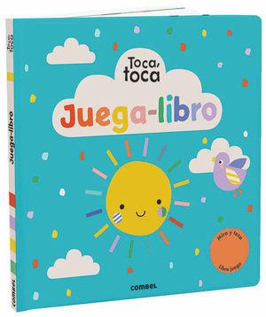 TOCA TOCA JUEGA-LIBRO