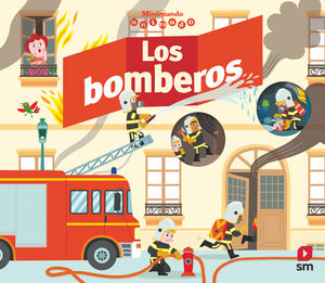 MUNDO ANIMADO. LOS BOMBEROS