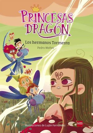 PRINCESAS DRAGON 5. LOS HERMANOS TORMENTA