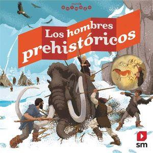MUNDO ANIMADO. LOS HOMBRES PREHISTORICOS