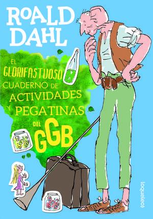 GRAN GIGANTE BONACHON LIBRO PEGATINAS