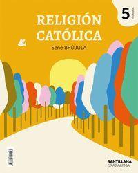 5EP. RELIGION BRUJULA ANDALUCIA 2019 SANTILLANA