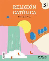3EP. RELIGION BRUJULA ANDALUCIA 2019 SANTILLANA