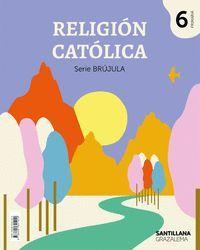 6EP. RELIGION BRUJULA ANDALUCIA 2019 SANTILLANA