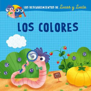 LOS DESCUBRIMIENTOS DE LUCAS Y LUCÍA - LOS COLORES