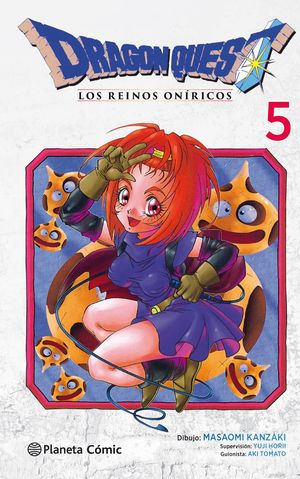 DRAGON QUEST 4. LOS REINOS ONIRICOS