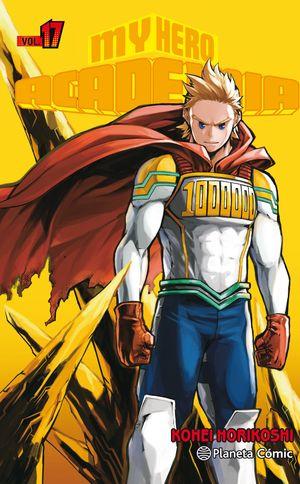 MY HERO ACADEMIA Nº17