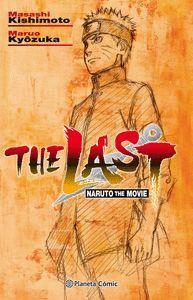 NARUTO THE LAST (NOVELA)