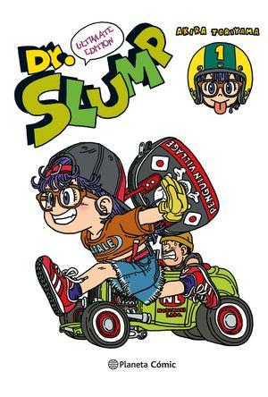 DR SLUMP 01/15 NUEVA EDICION