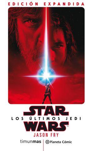 STAR WARS:LOS ULTIMOS JEDI