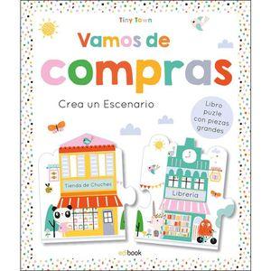 TINY TOWN CREA UN ESCENARIO VAMOS DE COMPRAS