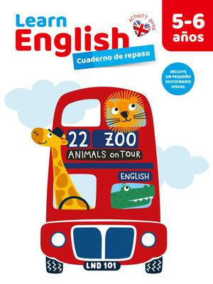 CUADERNO DE REPASO 5/6 AÑOS ENGLISH