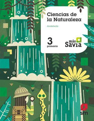 3EP. CIENCIAS DE LA NATURALEZA MAS SAVIA KEY CONCEPTS ANDALUCIA SM
