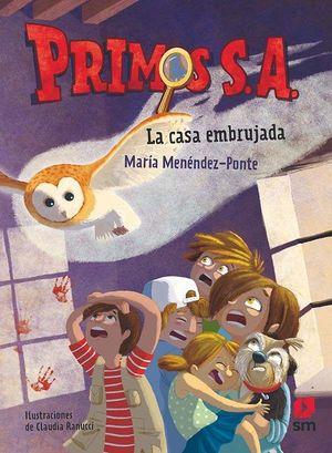 PRIMOS SA 1. LA CASA EMBRUJADA