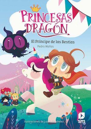 PRINCESAS DRAGON 8. EL PRINCIPE DE LAS BESTIAS