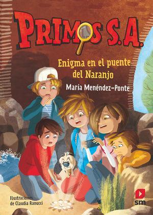 PRIMOS SA 2. ENIGMA EN EL PUENTE DEL NARANJO